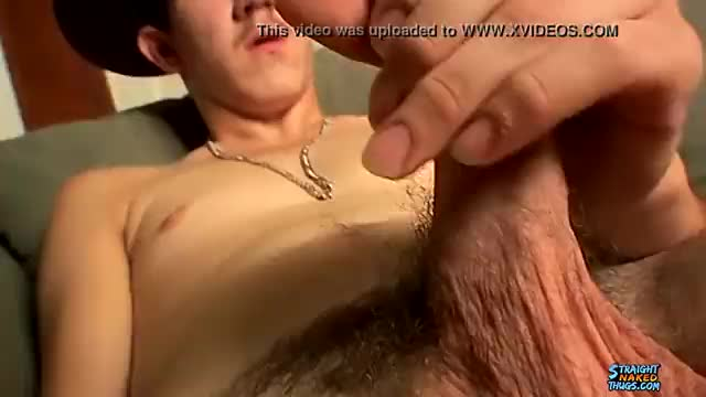 Straight gay man erection hot young naked