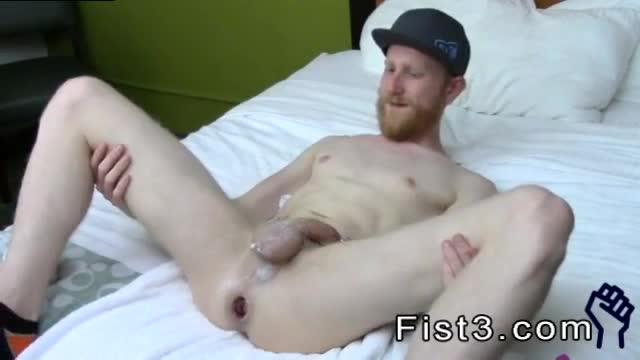 How to male anal fisting movie gay first time as sky works his slick