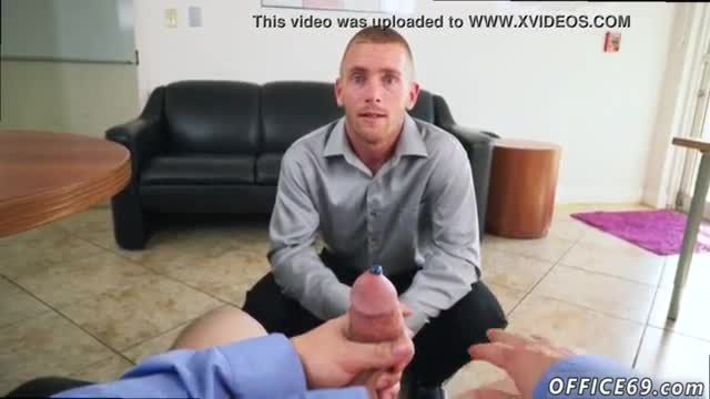 Gay sex boys very keeping the boss happy